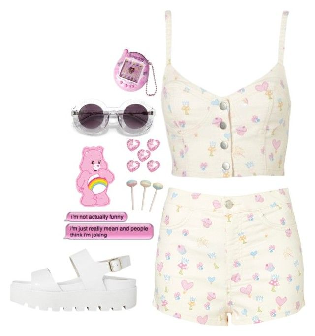 """""""Pastel"""" by princess-scrump ❤ liked on Polyvore featuring Wildfox"""