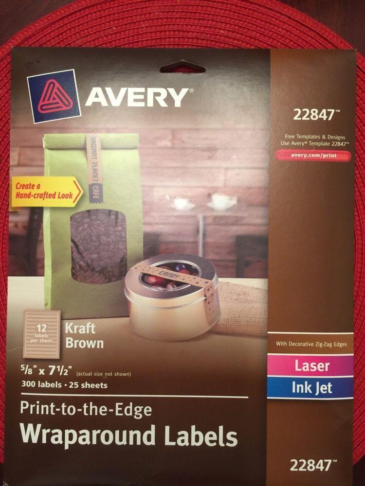 Fein Avery Vorlage 74520 Zeitgenössisch - Beispiel Wiederaufnahme