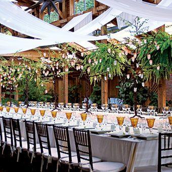 Garden Wedding In Olympic Peninsula Wa