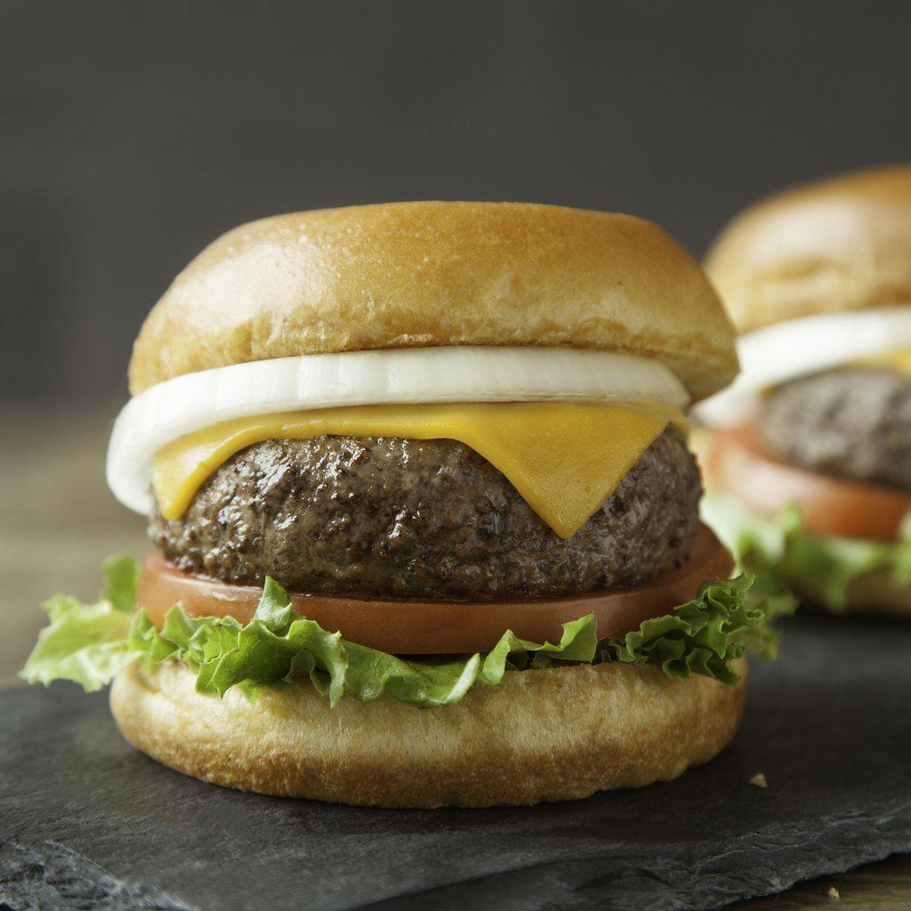Classic Ground Beef Burger