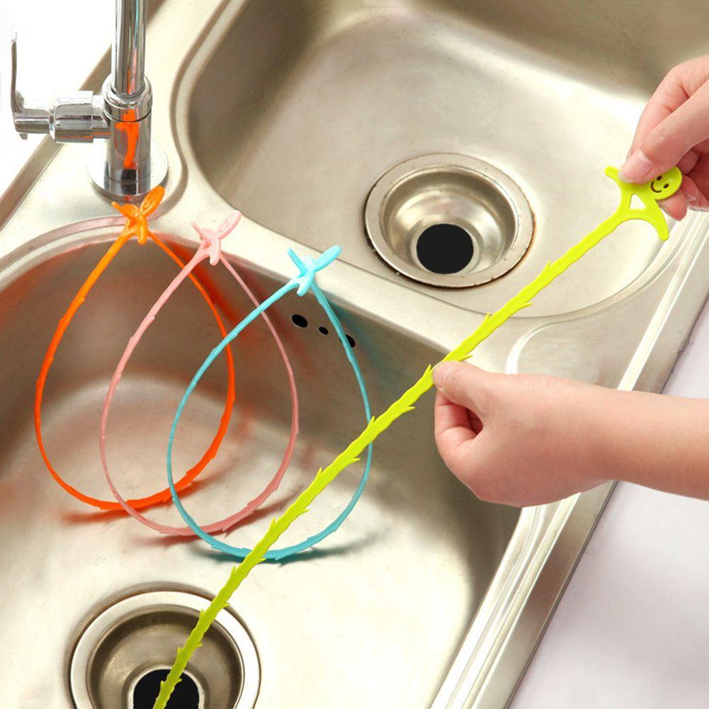 Practical Kitchen Bathroom Floor Drain Sewer Dredge Sink Cleaning ...