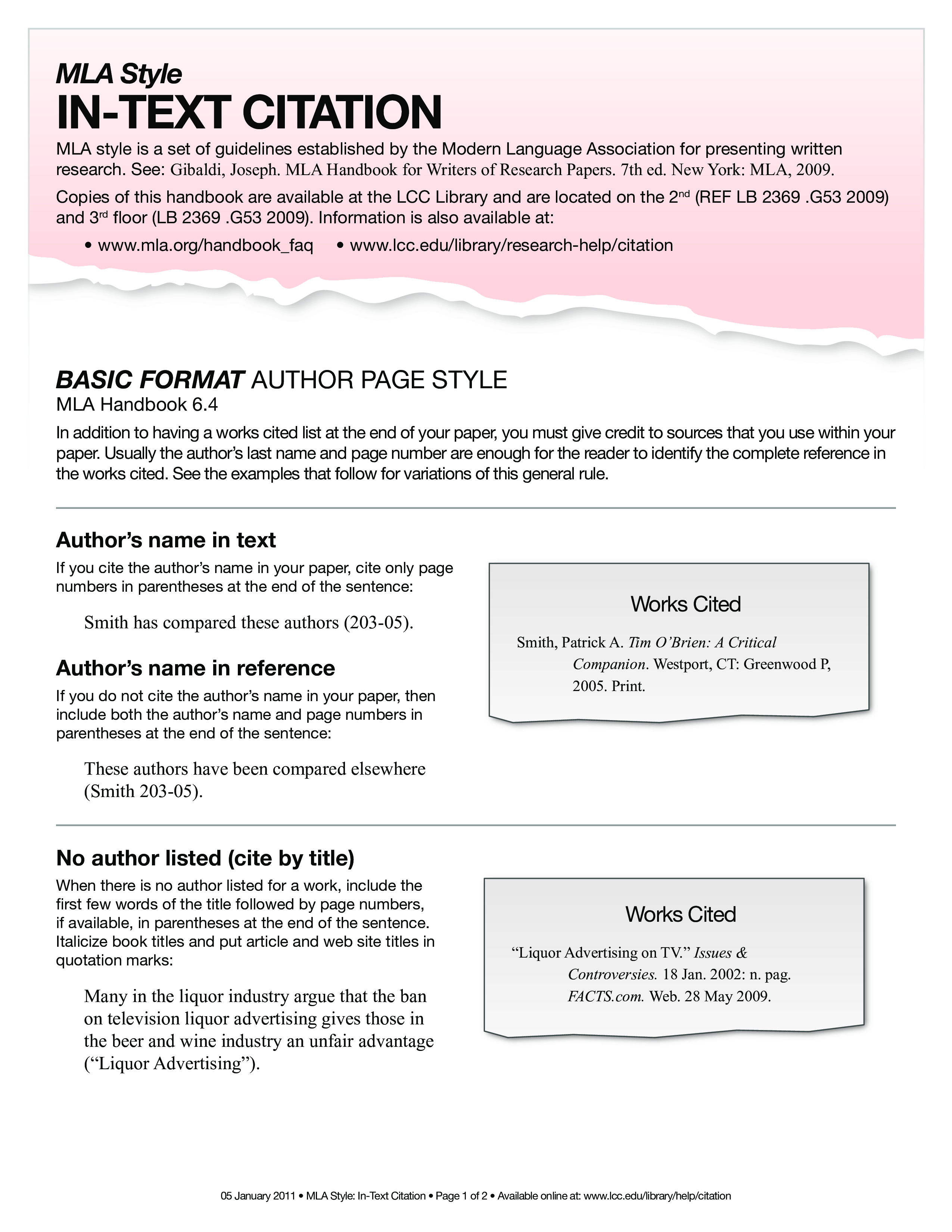 Sample Text Citation Mla How To Create A Download Thi Template Now Essay Format Word Do You Cite Book Title In