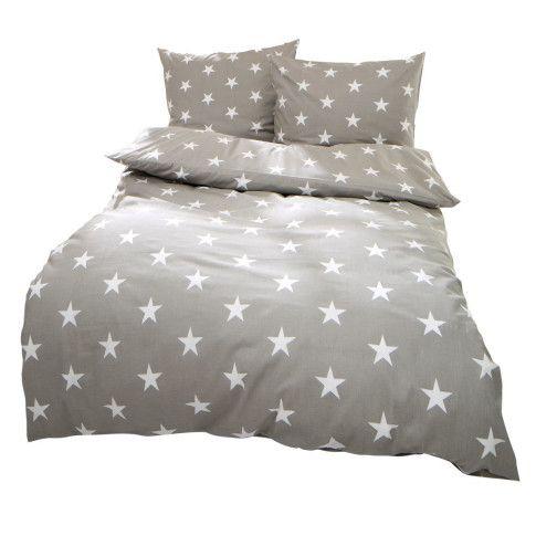 Bettwäsche Sterne Mit Reißverschluss Material 100 Renforcé