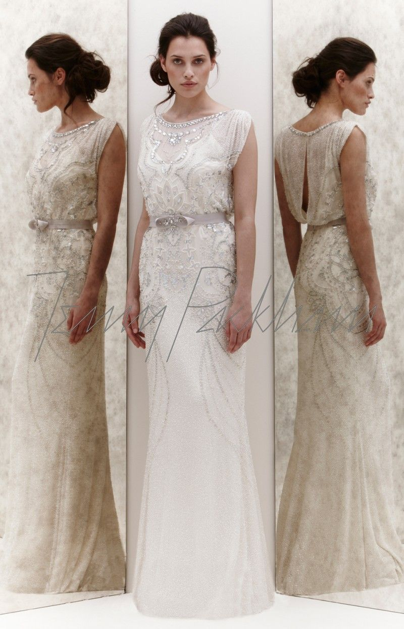 Downton abbey fashions downton abbey inspired wedding style image detail for esme wedding dress from the jenny packham 2013 bridal collection ombrellifo Images