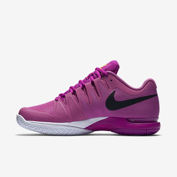 Women's Shoe NikeCourt Zoom Vapor 9.5 Tour 631475-505