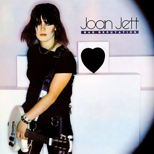 Joan Jett Bad Reputation Record Albums Joan Jett