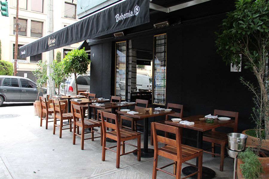 Maximo Bistrot Local Marco Beteta Restaurantes Sopa De Cangrejo Muebles