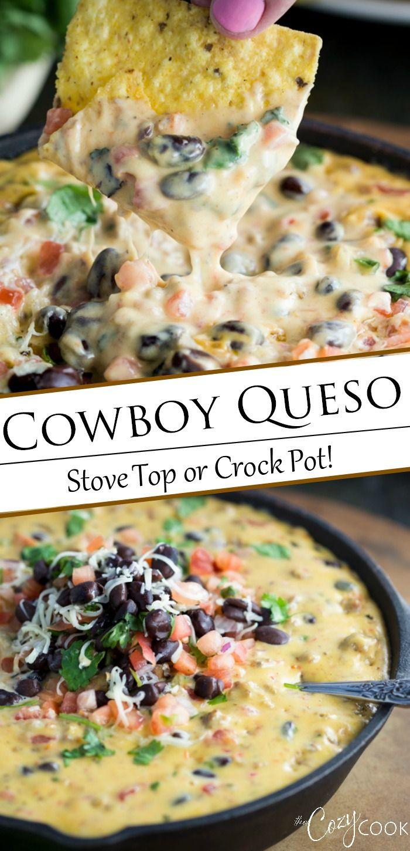 Cowboy Queso