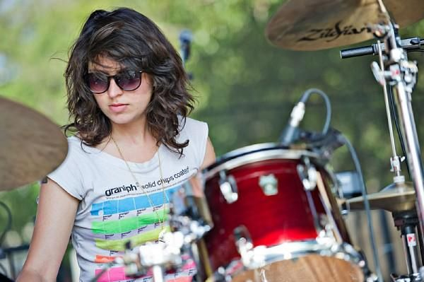Stella Mozgawa | STELLA MOZGAWA | Pinterest | Drummers  Stella Mozgawa ...