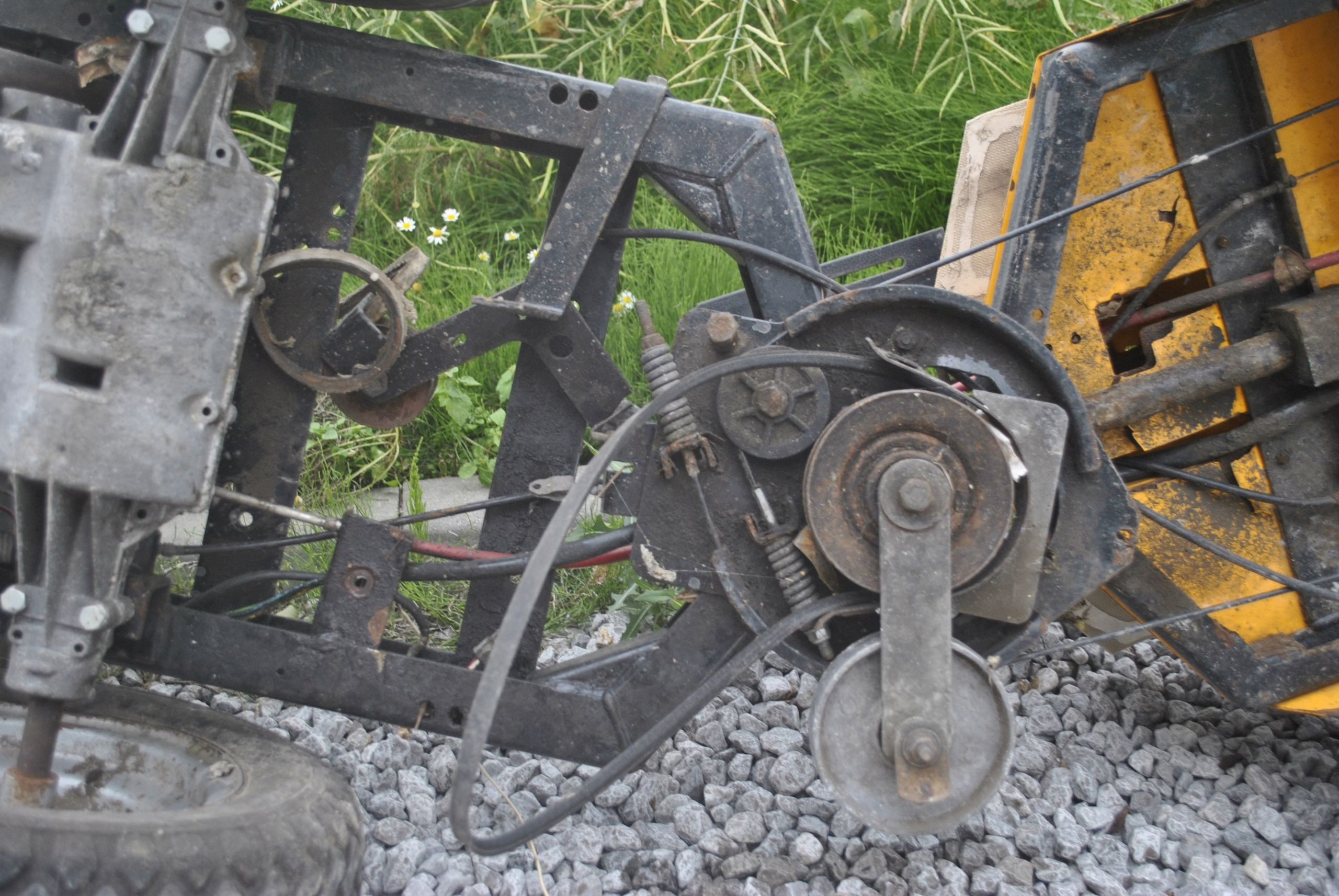 Traktorek Kosiarka Stiga Park 3 Noze Aukcja Bcm 7465947902 Oficjalne Archiwum Allegro Park Cannon Guns