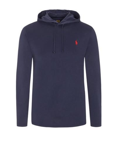 timeless design 17187 0ef6d Polo Ralph Lauren Sweatshirt mit Kapuze, marine   clothing ...