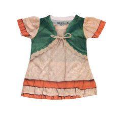 "Sierra Julian ""Giulietta"" Prairie Dress"