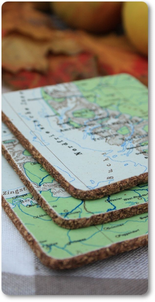 Photo of Coasters with a story – These coasters are my new favorite …