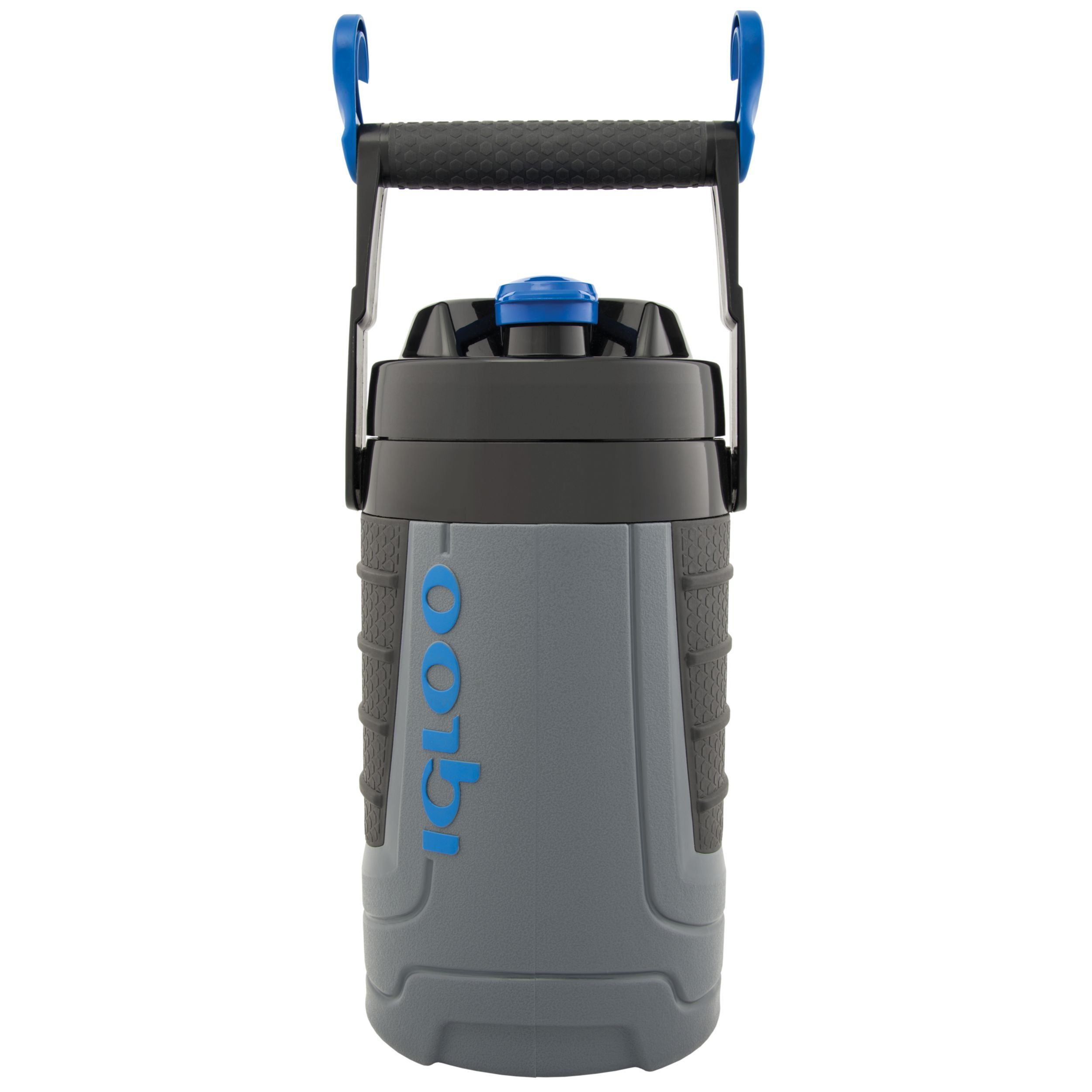 Igloo Proformance Tm 1 2 Gallon Insulated Sports Jug Gray Black Black Royal Blue 64 Oz Read More Reviews Of The Product B In 2020 Gallon Water Jug Water Jug Jugs
