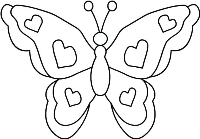 monarch butterfly coloring page monarch butterfly coloring