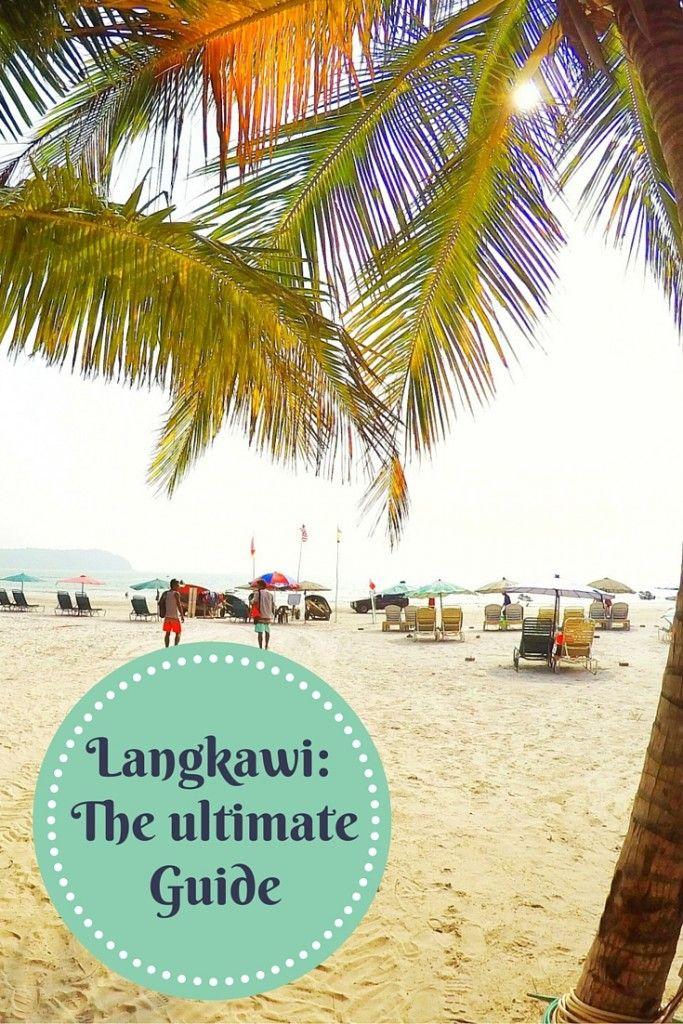 Langkawi: the Ultimate Guide | travel | Pinterest | Viajes