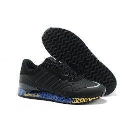 Neueste Adidas Originals T-ZX Runner Unisex Schwarz Blau Gold Schuhe Online    Ausgang Adidas 905d27669b