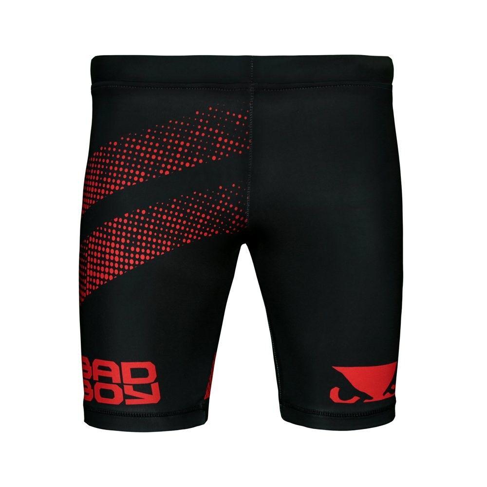 Impact Vale Tudo MMA Fight Shorts Long Length (Black