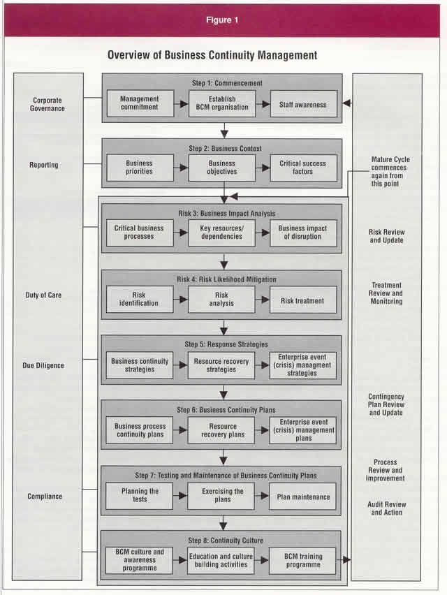 Business Continuity Team Organizational Chart  Google Search