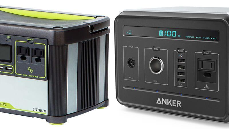 Anker Powerhouse Vs Yeti 400 Lithium See Which Solar