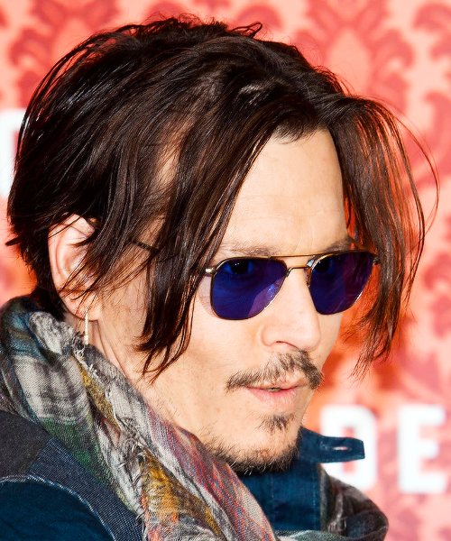 John Depp 2015 Berlin