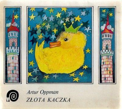 Seria Z Krasnalem Zlota Kaczka 6836886145 Oficjalne Archiwum Allegro Good Old Times My Books Painting