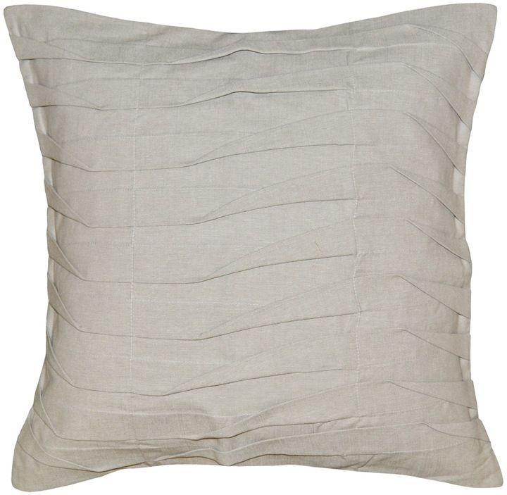Spencer Home Decor ZLines 40D Textured Throw Pillow White Cool Spencer Home Decor Pillows