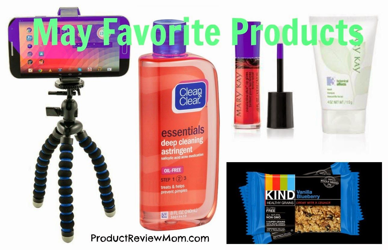 May Favorite Products With Images