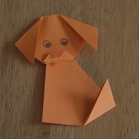 Photo of Origami-Hund – Feierwoche