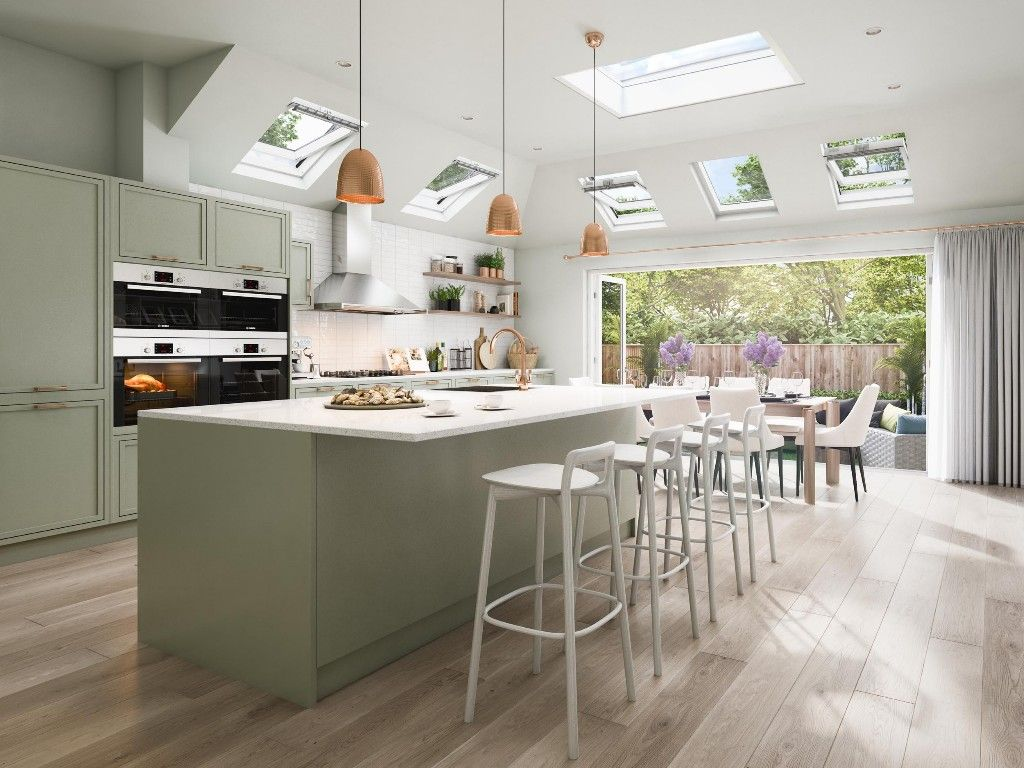 Pin by Clare Duncan on My House Kitchen in 2020 Bifold