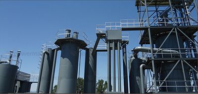 Powermax Tfbg Series Biomass Gasification Power Plant Twin Fire