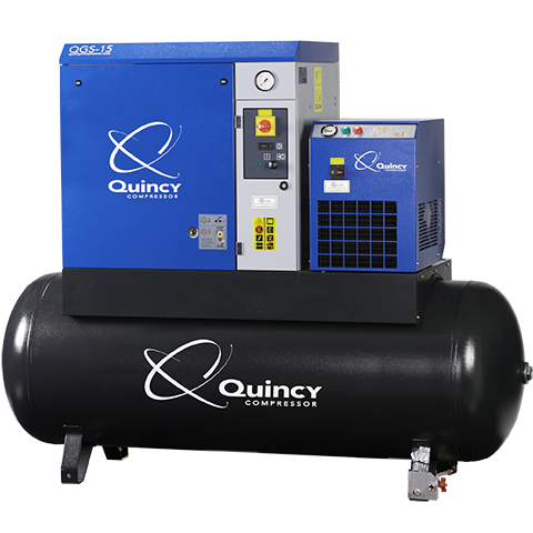 QGS Rotary compressor, Air compressor, Compressor