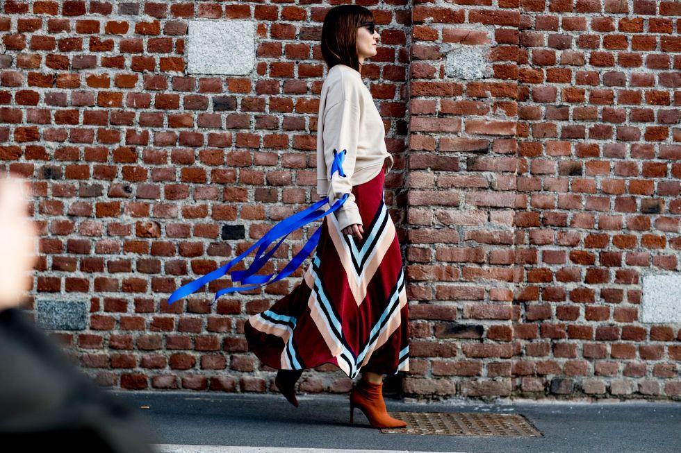 Moda autunno inverno 2017: idee dallo street style di Milano