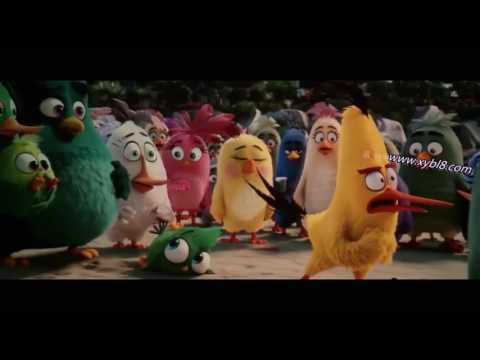 """""""Laidies Get Busy!"""" [Dirty Joke]-The Angry Birds Movie. (HD-CAM) - YouTube. I laughed my ass off at this part!"""