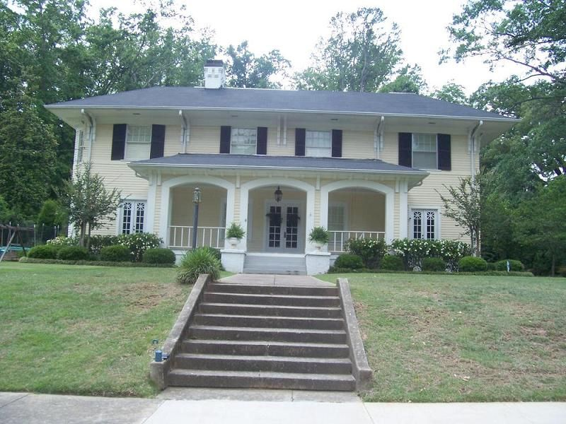 OldHouses.com - 1915 Mediterranean Revival - Beautifully Restored Home in Lagrange, Georgia
