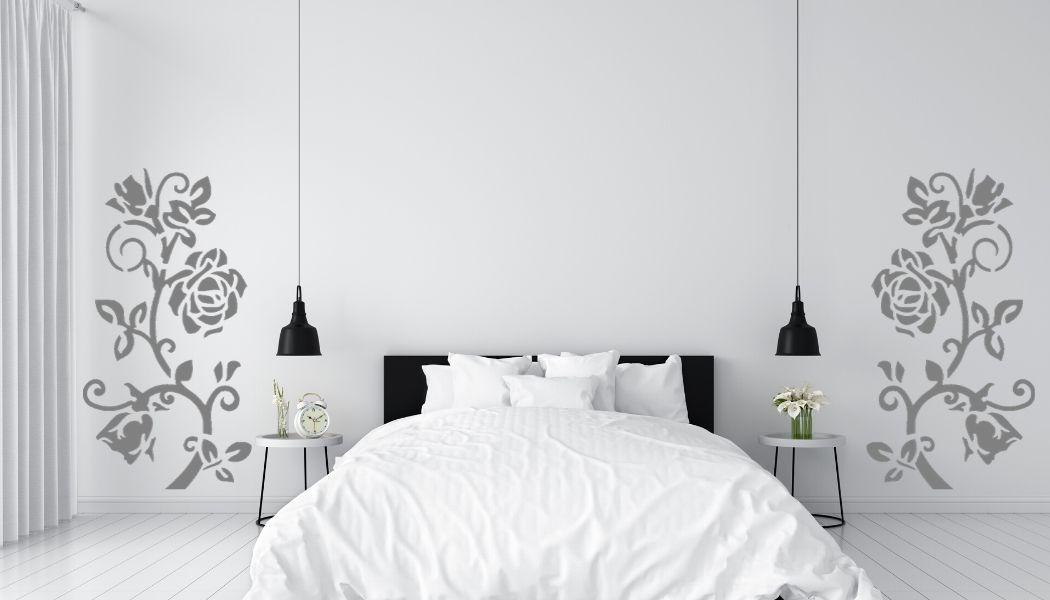Szablon Do Malowania Scian Kwiat Home Decor Decor Furniture