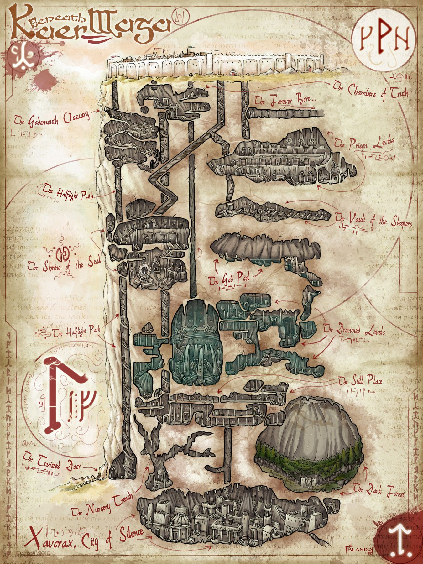 Pin by Grant Anderson on Maps / Locations Fantasy map