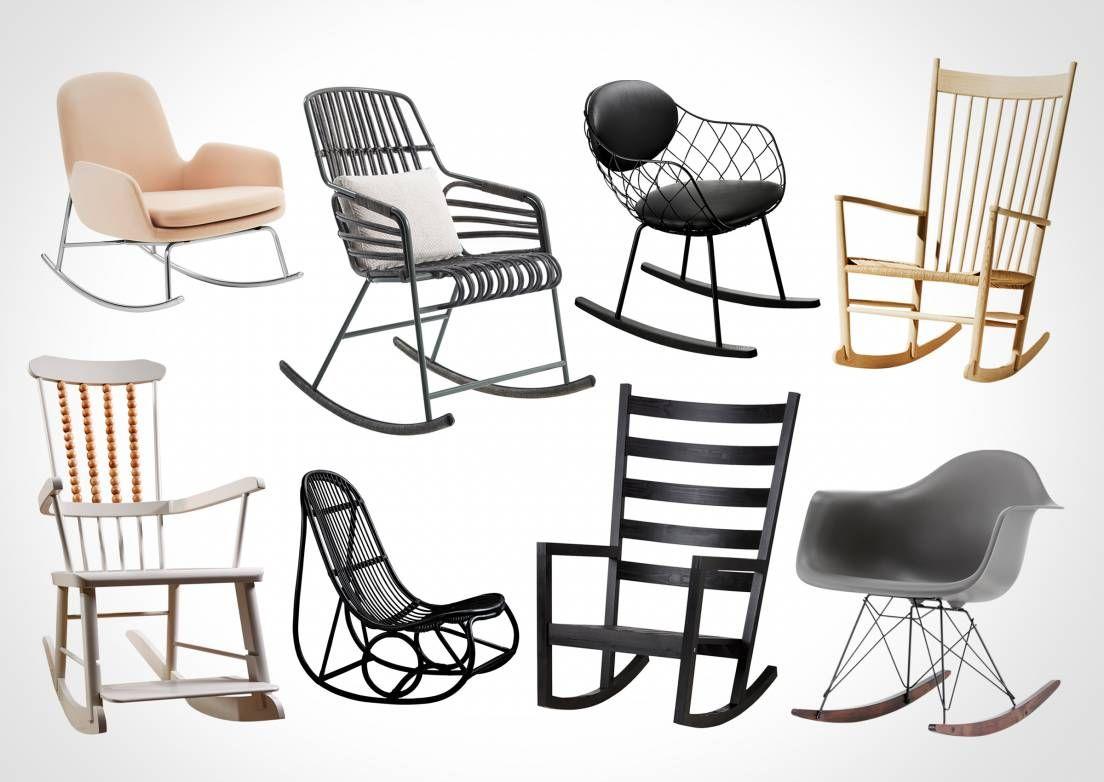 Nojatuolin tai sohvaryhmän sijaan olohuoneen keskipiste voi olla keinutuoli. Katso Avotakan tuotekooste keinutuoleista, joissa on jujua!