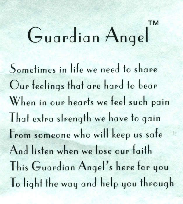 White Feathers: GUARDIAN ANGELS … | Angel quotes, Guardian ...
