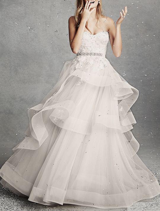 Monique Lhuillier 'Bridal Bliss' 2015