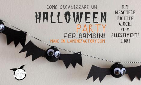 Organizza un Halloween Party per bambini  851d0a726d84