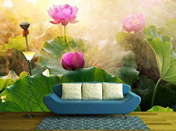 Create a relaxing refuge in your home with lotus flower wall art lotus flower wall art is the perfect way to create a relaxing refuge in your own home in fact the lotus flower has always been a symbol of purity mightylinksfo
