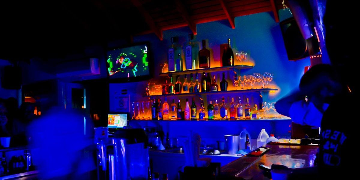 The Blue Room Sports Bar & Grill at Coconut Court Beach
