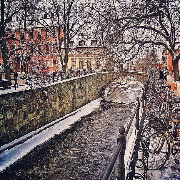 Amazing Places To Go Europe: Uppsala, Sweden, Scandinavian