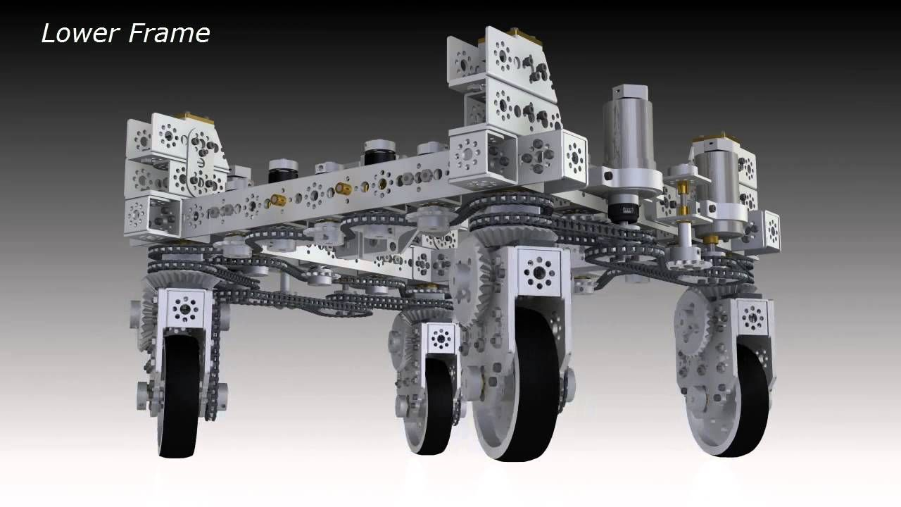 Ftc 6002 Basilisks Robot Design Sped Up Youtube First Robotics Wiring Diagram Super