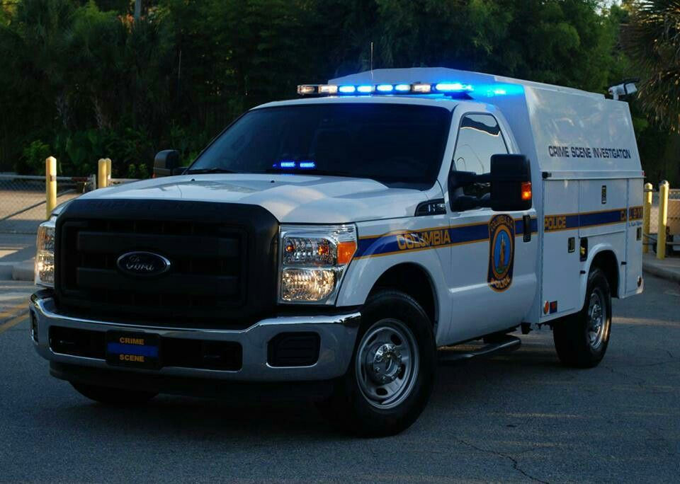 Columbia South Carolina Ford F250 Ford Police Police Cars Rescue Vehicles