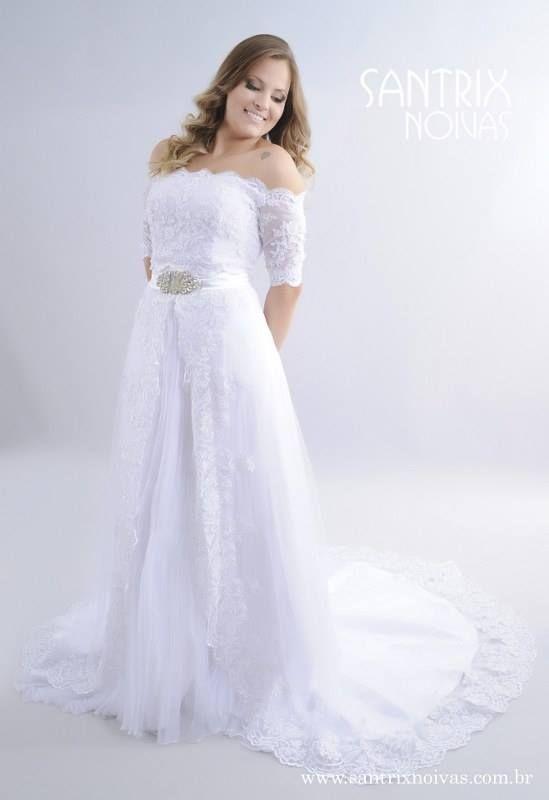 Vestido de noiva ideal para cada corpo | Casar é um barato
