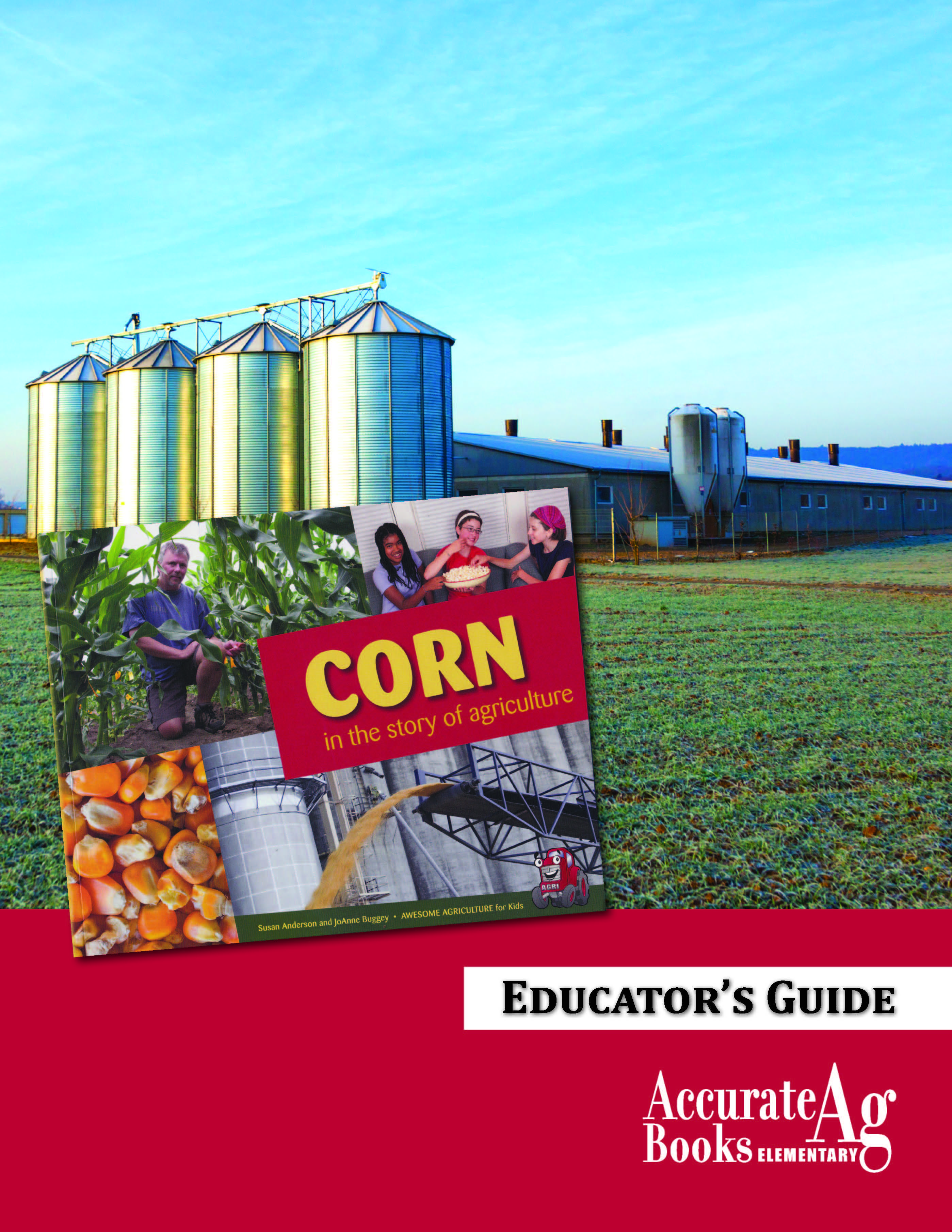 Corn in the story of agriculture lesson plans by american