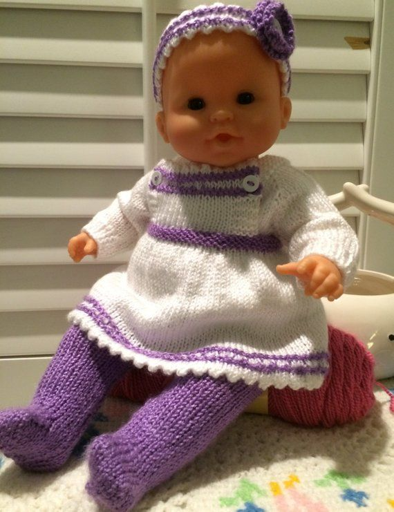 Jumper Sweater Footed Leggings And Headband Pattern For