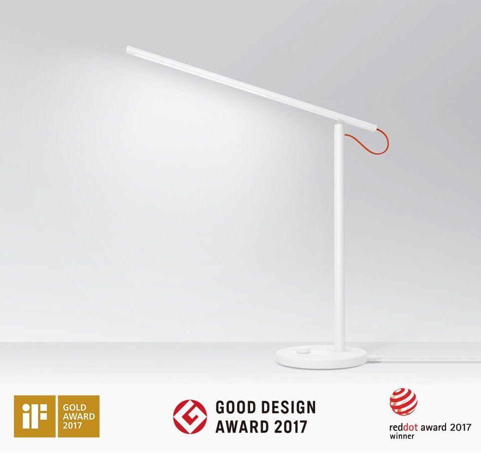 Amazing Xiaomi Mijia Mi Smart Led Desk Lamp Table Lamp Reading Light Home Interior And Landscaping Elinuenasavecom